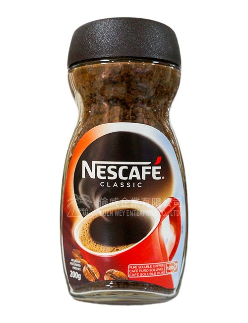 巴西雀巢醇品咖啡 (200g)