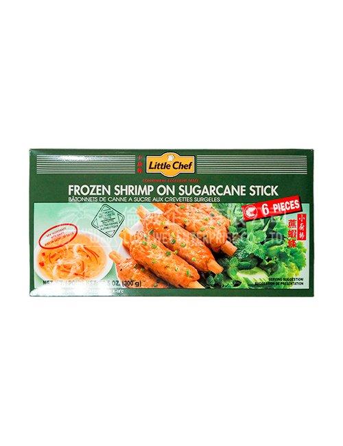 小廚師冷凍甘蔗蝦