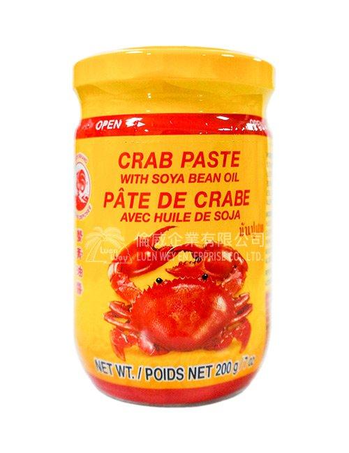 COCK 蟹膏油醬