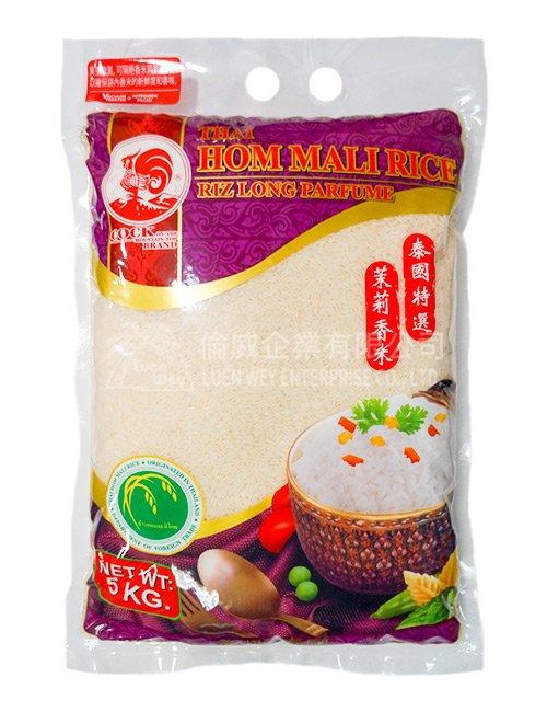 COCK 茉莉香米 (5kg)
