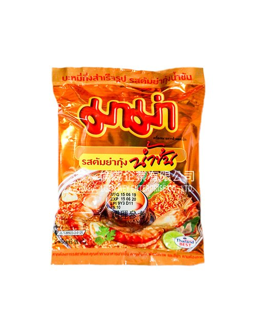 泰國 MAMA 牌泡麵 - 特級椰奶麵
