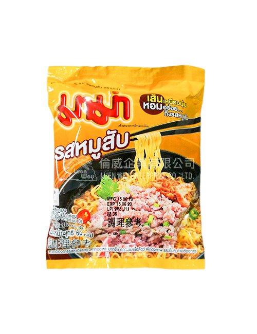 泰國 MAMA 牌泡麵 - 肉碎麵