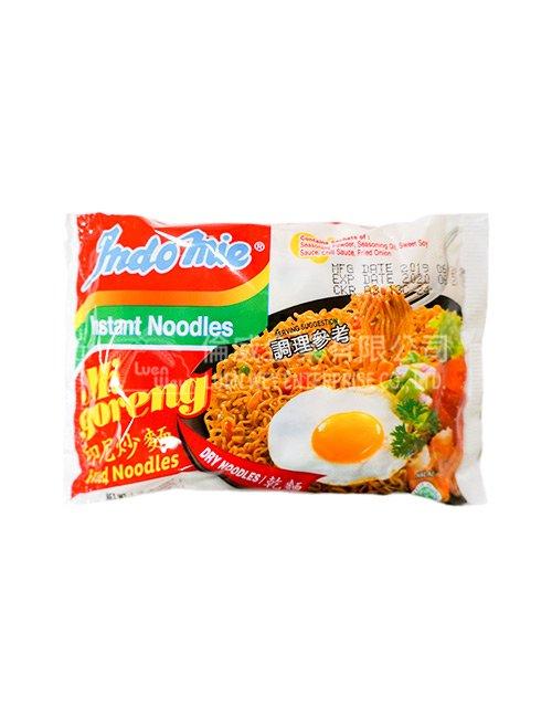 印尼 INDOMIE 泡麵 - 原味炒麵