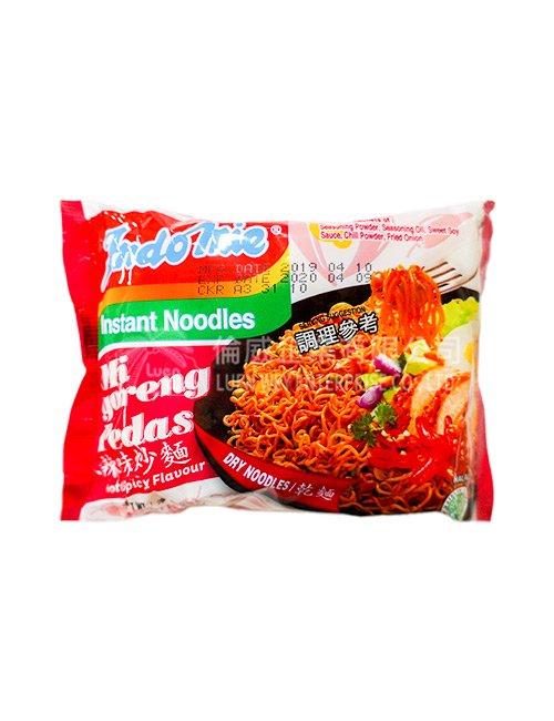 印尼 INDOMIE 泡麵 - 辣味炒麵