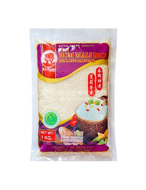 COCK 茉莉香米 (1kg)