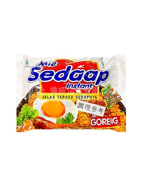 印尼 MIE SEDAAP 泡麵 - 原味炒麵