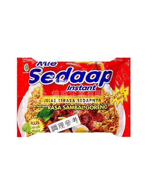 印尼 MIE SEDAAP 泡麵 - 辣味炒麵